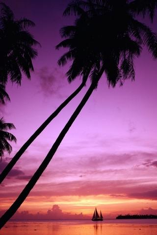 Крутые и красивые картинки на телефон закат, закат Солнца 1