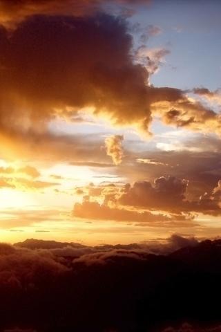 Крутые и красивые картинки на телефон закат, закат Солнца 5