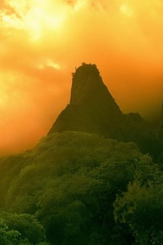 Крутые и красивые картинки на телефон закат, закат Солнца 8