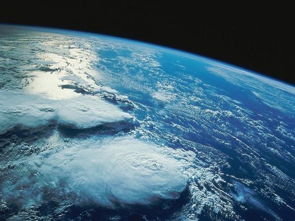 Невероятные фотографии Земли, взгляд из космоса - подборка 11