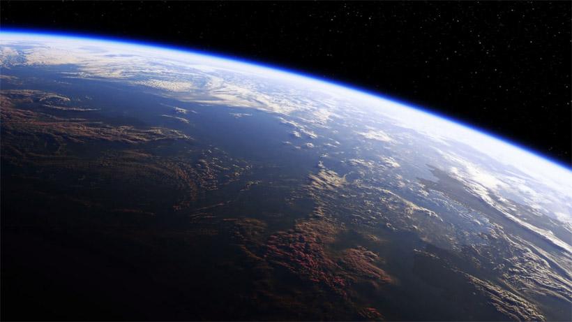 Невероятные фотографии Земли, взгляд из космоса - подборка 4