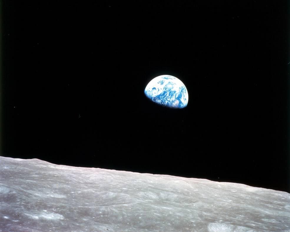 Невероятные фотографии Земли, взгляд из космоса - подборка 9