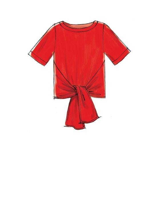 Прикольные и красивые картинки одежды для срисовки - подборка 15