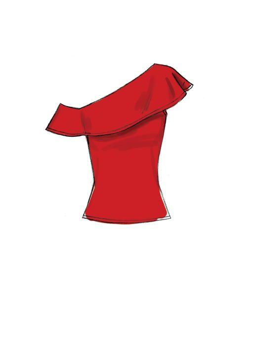 Прикольные и красивые картинки одежды для срисовки - подборка 3