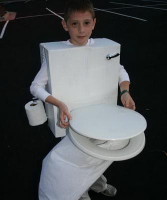 Самые смешные праздничные костюмы для детей - подборка фото 6