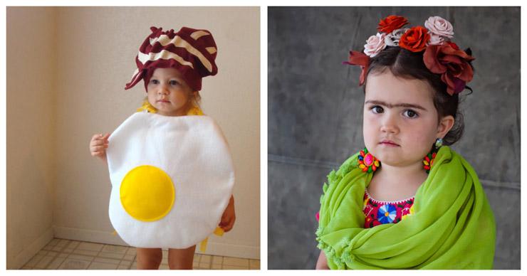 Самые смешные праздничные костюмы для детей - подборка фото 7