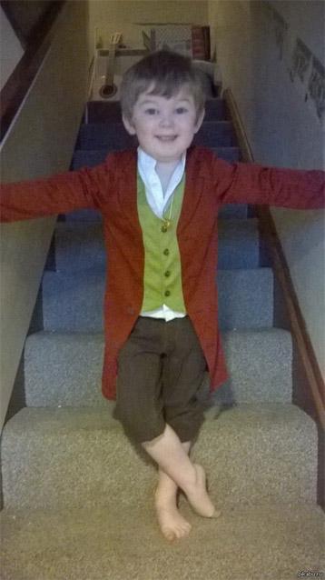 Самые смешные праздничные костюмы для детей - подборка фото 8