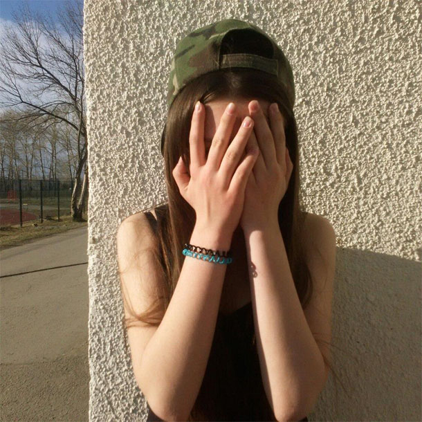 Фото девушек на аву без лица - самые красивые и прикольные 18