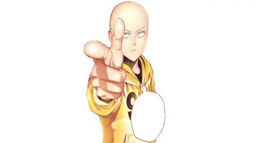 Аниме Ванпанчмен, One Punch Man - крутые обои на рабочий стол 12