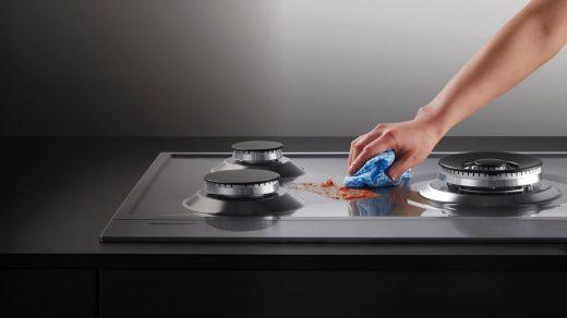 Как почистить газовую плиту, ручки, решетки в домашних условиях 1