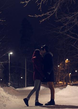 Картинки и фото на аву парень с девушкой обнимаются - подборка 10