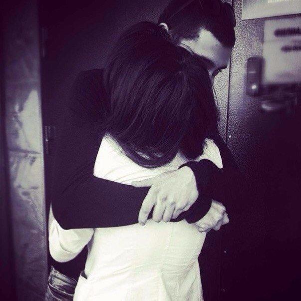 Картинки и фото на аву парень с девушкой обнимаются - подборка 9