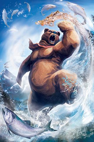 Картинки на телефон медведи, аватарки с медведями - подборка 12