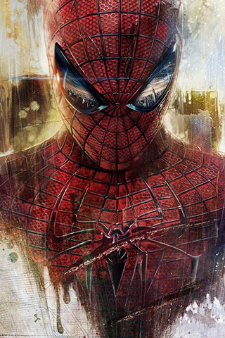 Классные и крутые картинки Человек Паук на телефон заставка - подборка 6