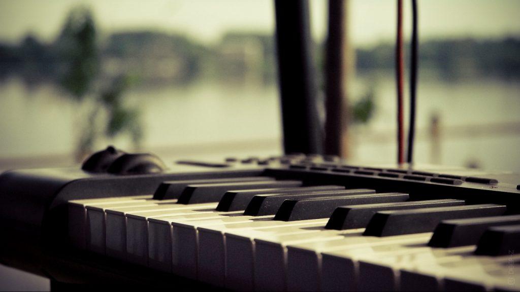 Классные и крутые обои на рабочий стол про музыку - подборка №7 18
