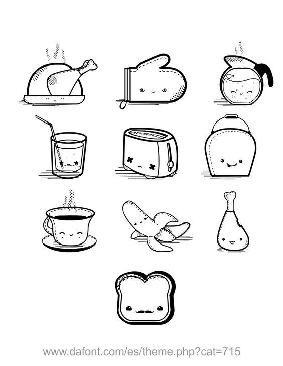 Классные и легкие рисунки, картинки срисовки для ЛД - подборка 13