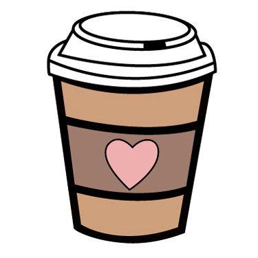 Классные и прикольные картинки для срисовки кофе сборка 2018 12