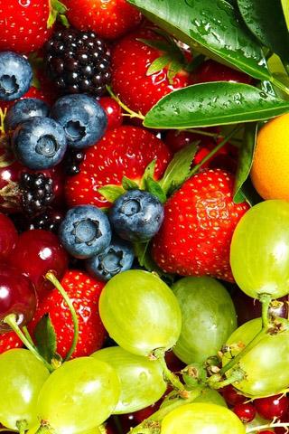 Классные картинки еды, продуктов, сладостей на заставку телефона 13