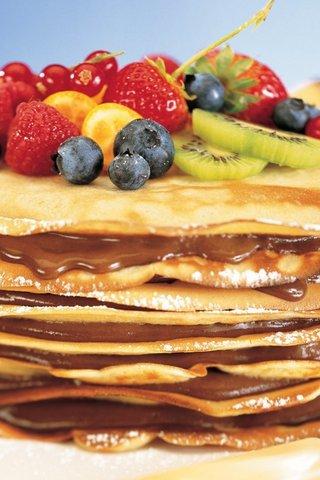 Классные картинки еды, продуктов, сладостей на заставку телефона 7