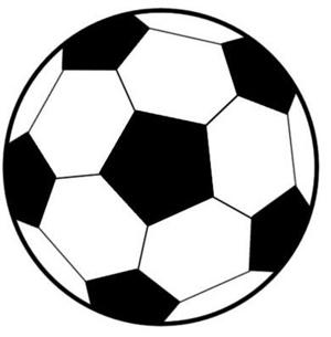 Красивые и прикольные картинки про футбол для срисовки - сборка 1
