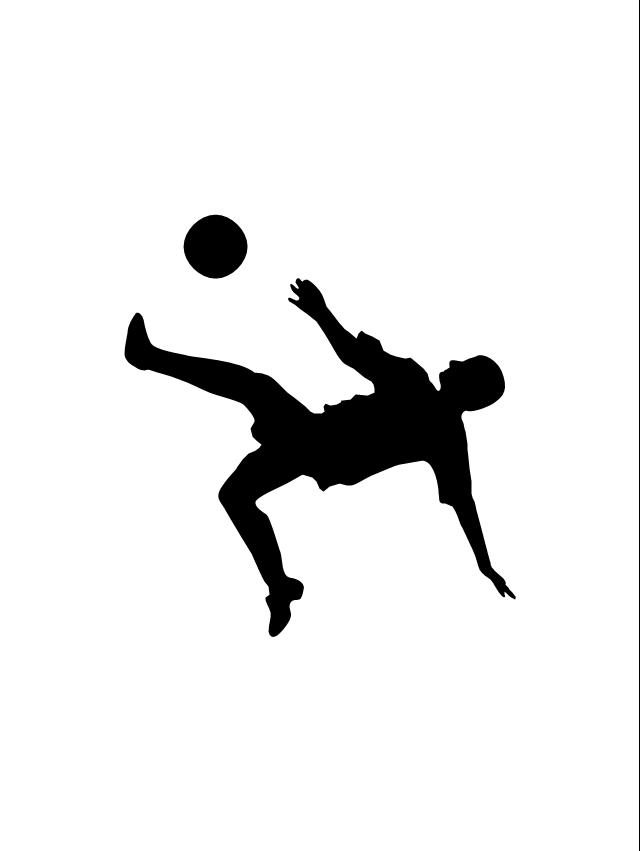 Красивые и прикольные картинки про футбол для срисовки - сборка 6