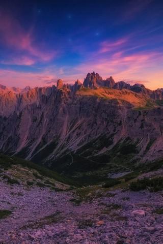 Красивые картинки природы для заставки телефона - подборка 8