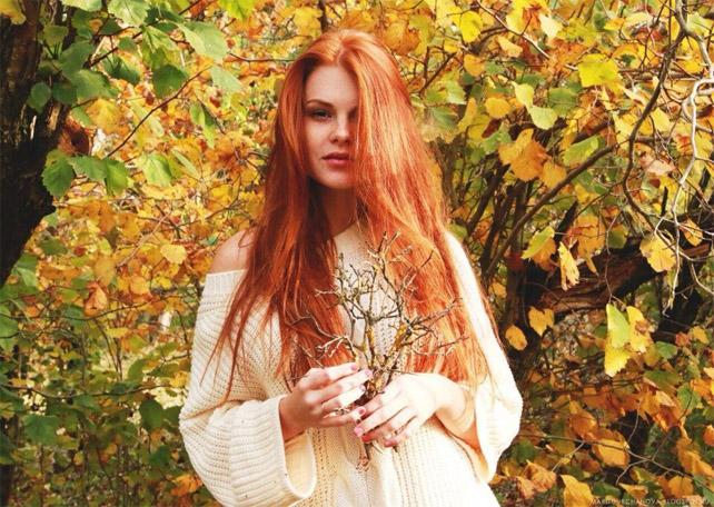 Милые и прекрасные девушки, отличные фотографии - сборка №31 5