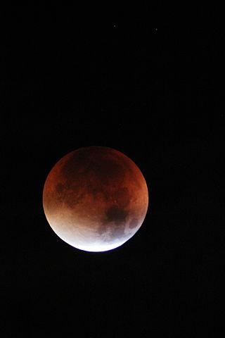 Невероятные и необычные картинки, фото луны на телефон на заставку 11