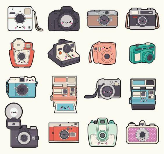 Няшные и милые картинки, рисунки для срисовки в личный дневник 2
