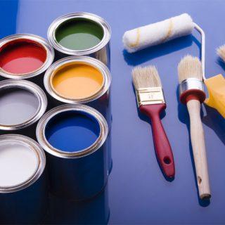 Окрашивание помещений масляными красками. Как окрашивать поверхность 1