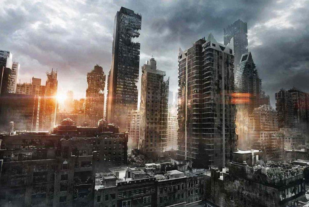 Очень красивые и завораживающие картинки Апокалипсиса - подборка 10