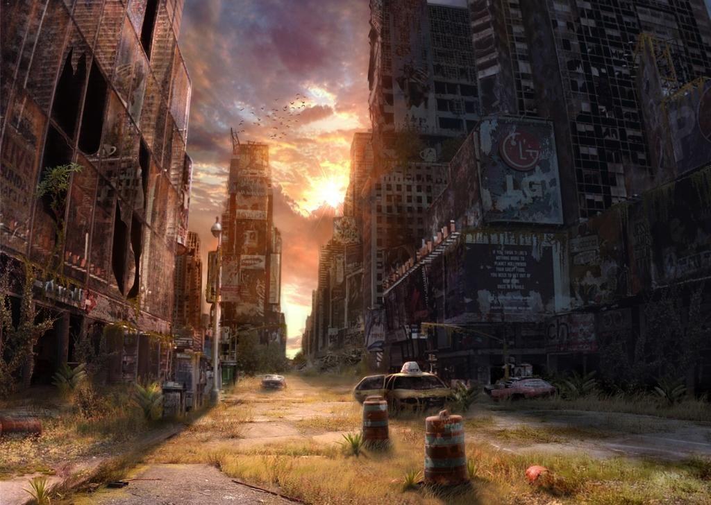 Очень красивые и завораживающие картинки Апокалипсиса - подборка 5