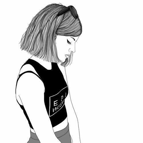 Очень милые и прикольные картинки для срисовки девочкам 15 лет 10