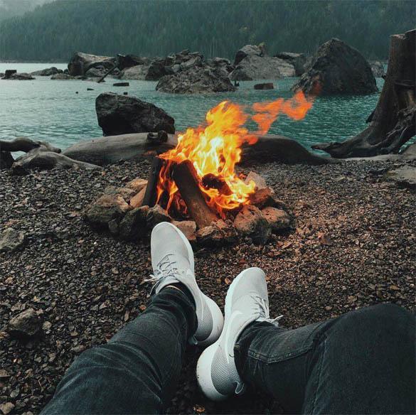 Прикольные и красивые картинки на аву огонь, пламя - подборка 2018 13