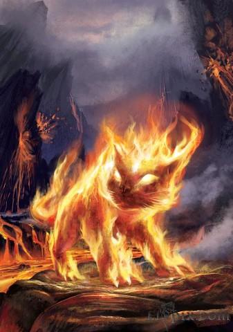 Прикольные и красивые картинки на аву огонь, пламя - подборка 2018 4