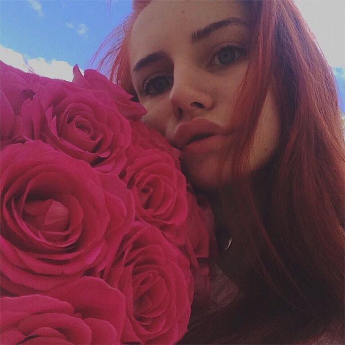 Прикольные фото и картинки рыжих девушек на аву - подборка 9