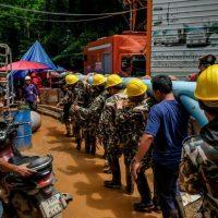 Пропавшие школьники Таиланда были найдены! - новости, видео 1