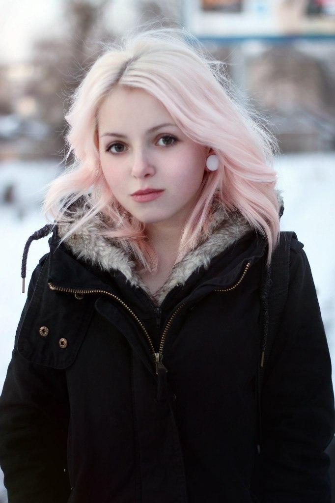 Фотографии очень милых и красивых девушек - коллекция №30 10
