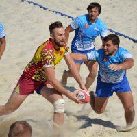 В Москве ожидается чемпионат Европы по пляжному регби - новости 1