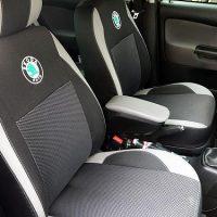 Как быстро и эффективно почистить автомобильные чехлы 1