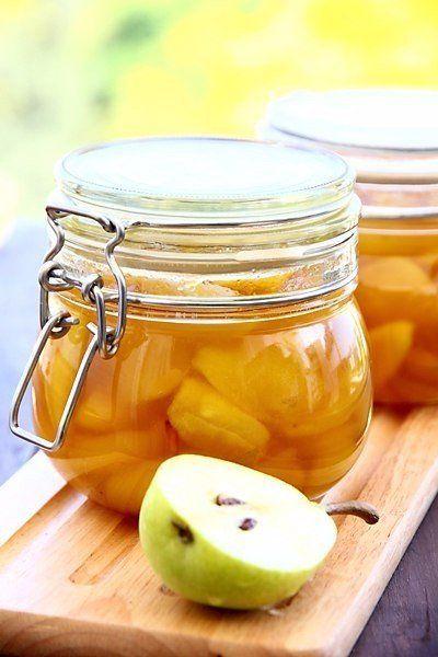 Как заготовить груши на зиму - вкусные и интересные рецепты 2