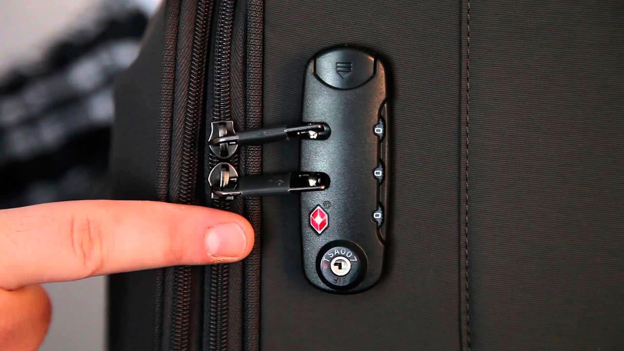 Как открыть замок чемодана, если забыл код - способы и советы 2