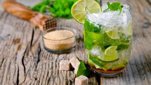 Как приготовить Мохито в домашних условиях - несколько рецептов 1