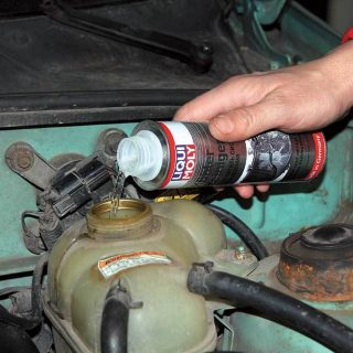 Как промыть систему охлаждения двигателя своими руками - инструкция 2