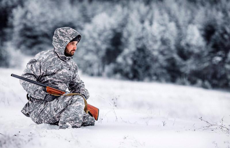 Как согреться зимой на охоте, чтобы не замерзнуть Полезные советы 1