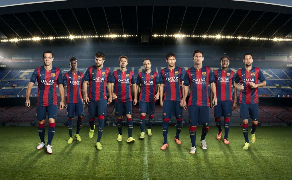Картинки Барселоны футбола - самые прикольные и красивые 12
