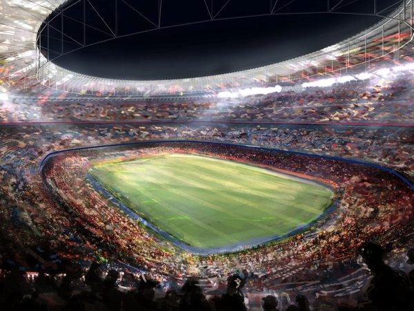 Картинки Барселоны футбола - самые прикольные и красивые 5