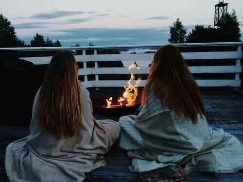 Картинки и фотки на аву для девушек с подругами - лучшая подборка 15