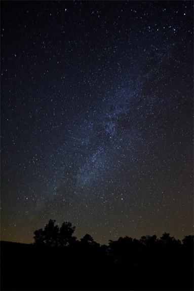 Классные картинки на аву звездное небо, яркие звезды - подборка 1