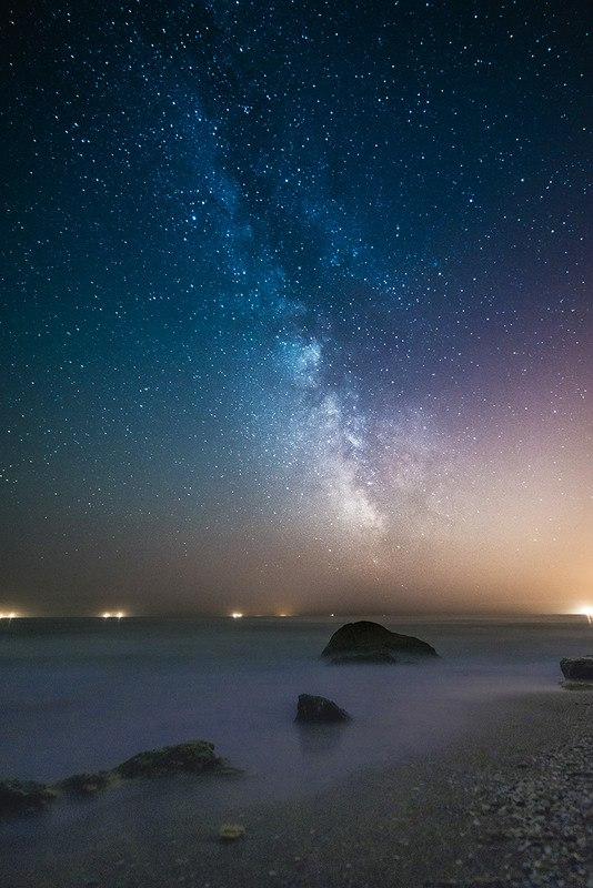 Классные картинки на аву звездное небо, яркие звезды - подборка 2